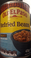 Old El Paso Refried Beans - Product