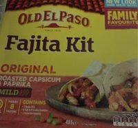 Old El Paso Mexican Fajita Kit - Product