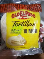 Old El Paso Tortillas - Product