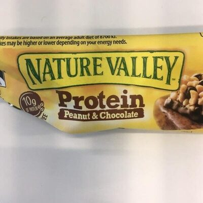 Protein bar - Peanut and Chocolate - Product - en