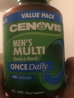 Cenovis Men's multivitamin - Product