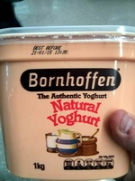 Natural Yoghurt - Product