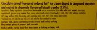 Golden Gaytime Coco Pops Ice Cream - Ingredients - en