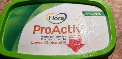 Beurre Flora Pro-active 250 gr - Product - fr