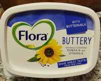 Flora Buttery - Product - en