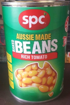 SPC Baked Beans - Product