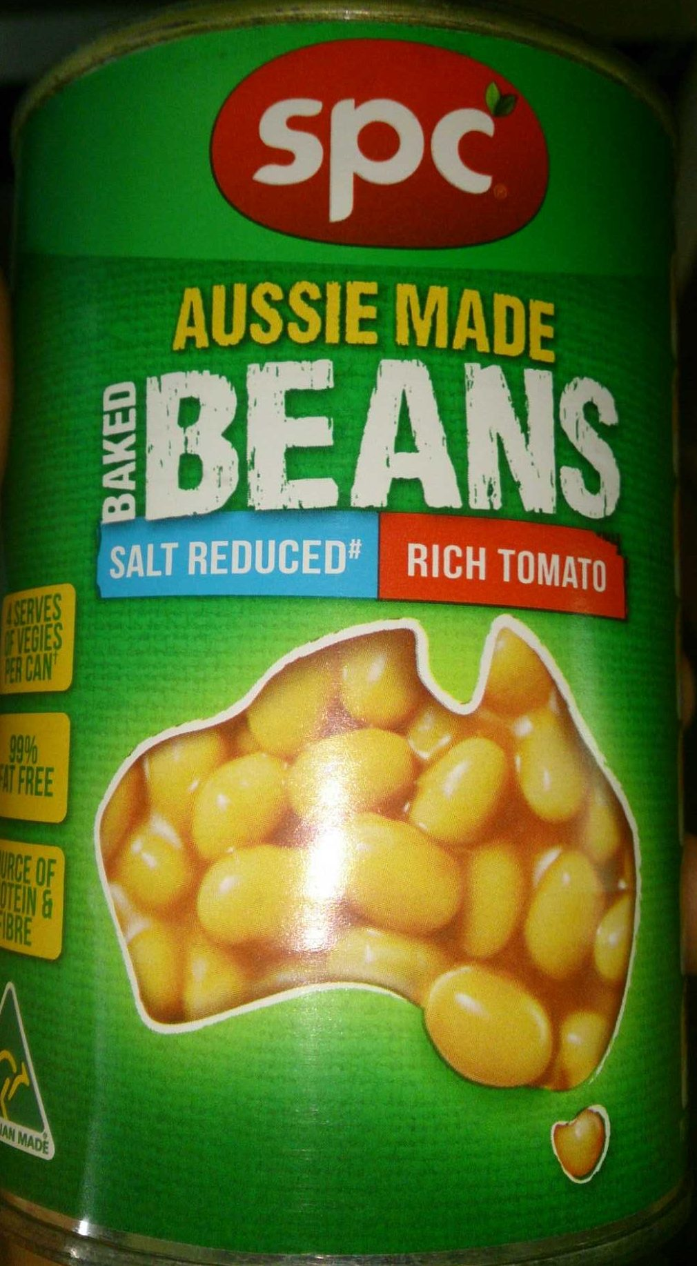 Aussie Made Baked Beans - Product - en