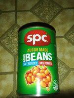 SPC Salt Reduced Baked Beans - Product - en