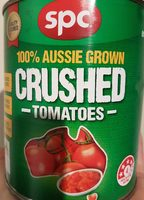 Crushed Tomatoes - Product - en