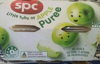 Apple Puree - Product