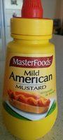 Mild American Mustard - Product - en