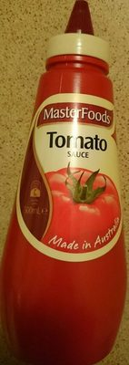 Masterfoods Tomato Sauce 500ML - Product