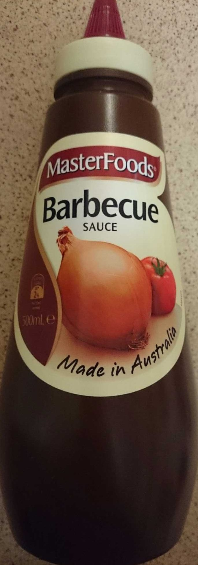 MasterFoods Barbecue Sauce - Product - en