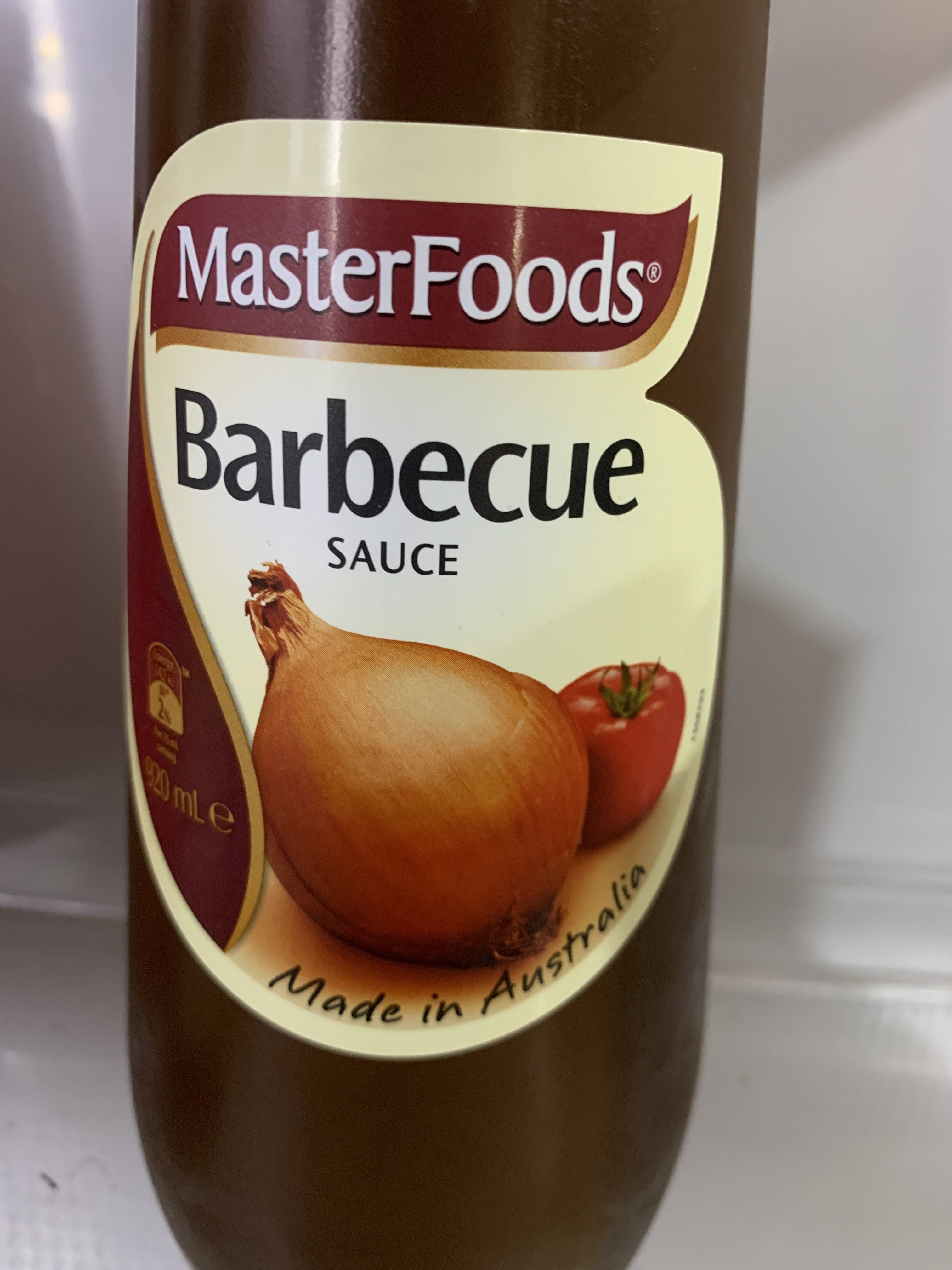 Barbecue Sauce - Product - en