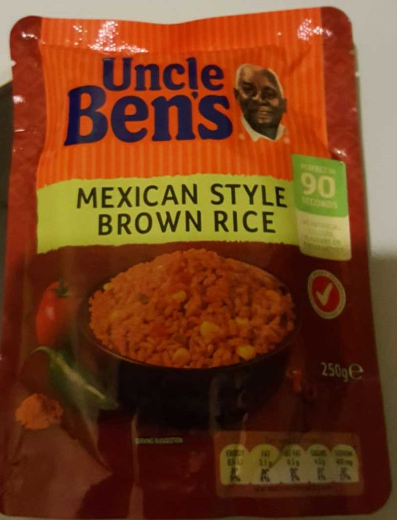 Mexican Style Brown Rice - Product