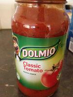 Dolmio Classic Tomato Pasta Sauce - Product - en