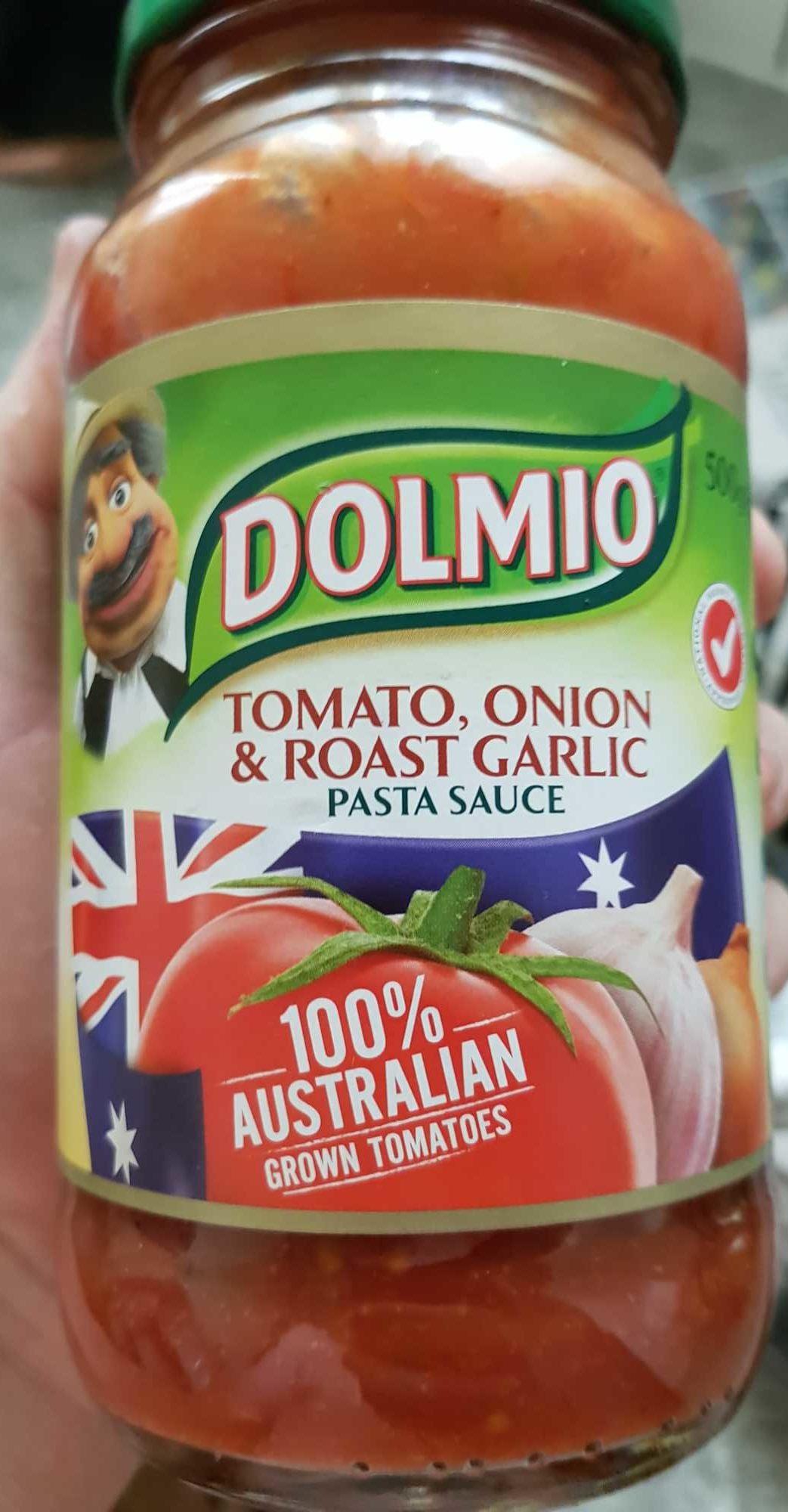 Tomato, Onion & Roast Garlic Pasta Sauce - Product - en