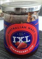 IXL Strawberry jam - Product