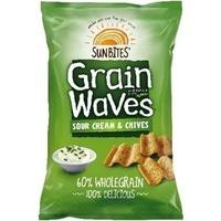 Sunbites Grain Waves Sour Cream & Chives - Product - en