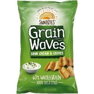 Sunbites Grain Waves Sour Cream & Chives - Product
