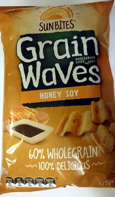 Grain Waves Honey Soy - Product