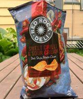 Sweet chilli & sour cream chips - Product - en