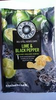 Lime and Black Pepper - Product