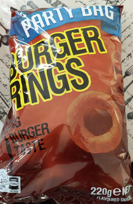 Burger Rings - Product - en