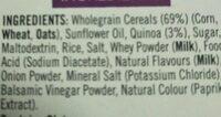 Sunbean - Ingredients - en