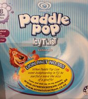 paddle pop icy twist - Product - en