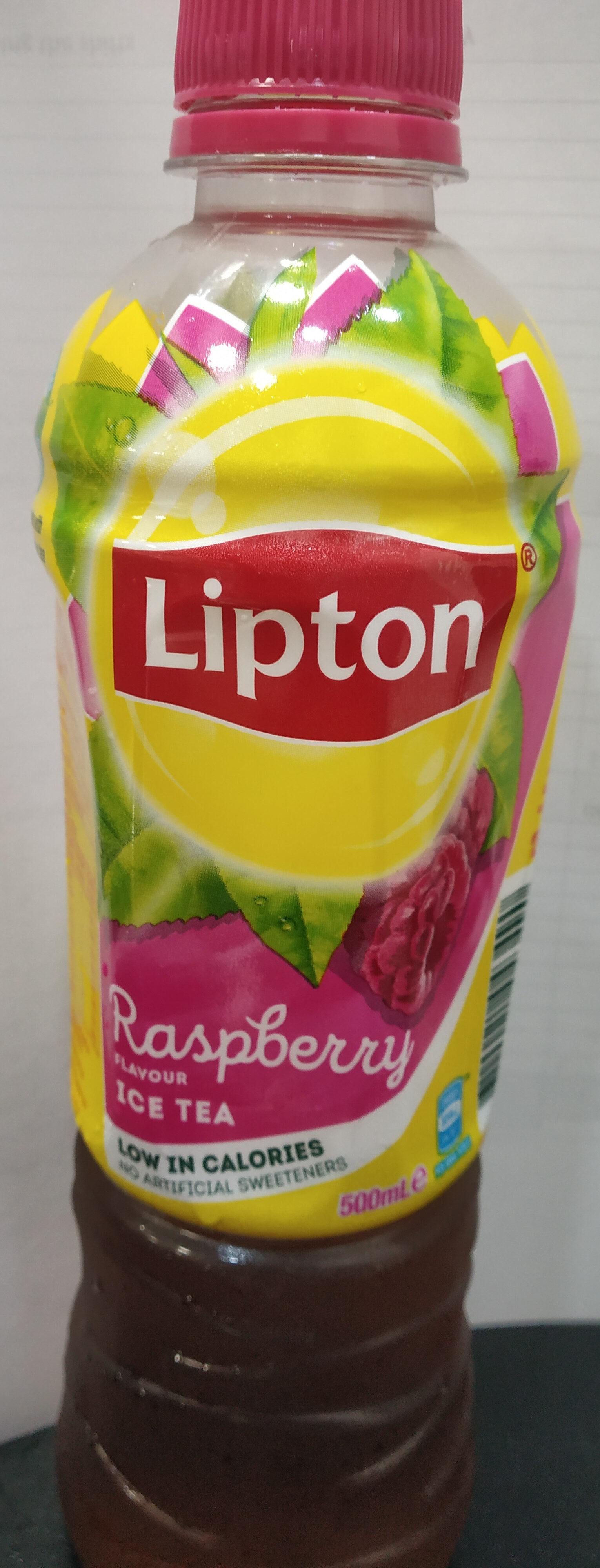 Raspberry Tea - Product - en