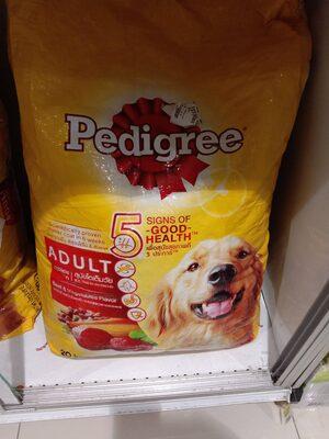 Pedigree Adult 20kg - Produk - id