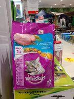 Whiskas 1+ ocean fish flavour 1,2kg - Produk - id