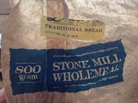Traditional Bread Stone Mill Wholemeal - Produit