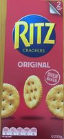Ritz Crackers - Product - en