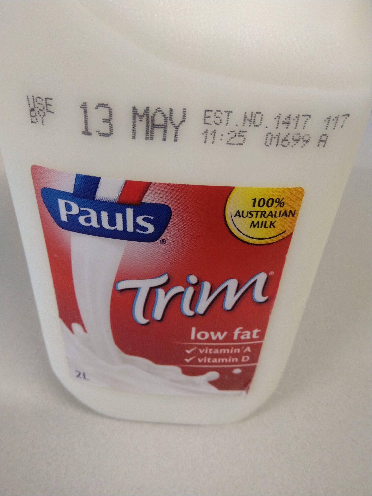Pauls Trim Milk - Product - en