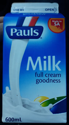 Full Cream Milk - Product