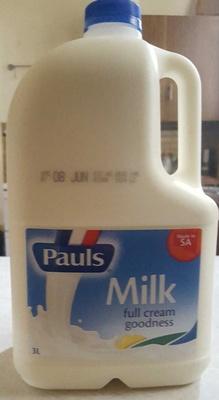 Pauls Milk - Product