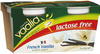 Vaalia Lactose Free French Vanilla Low Fat Yoghurt - Product