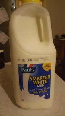 Pauls Smarter White Milk - Product