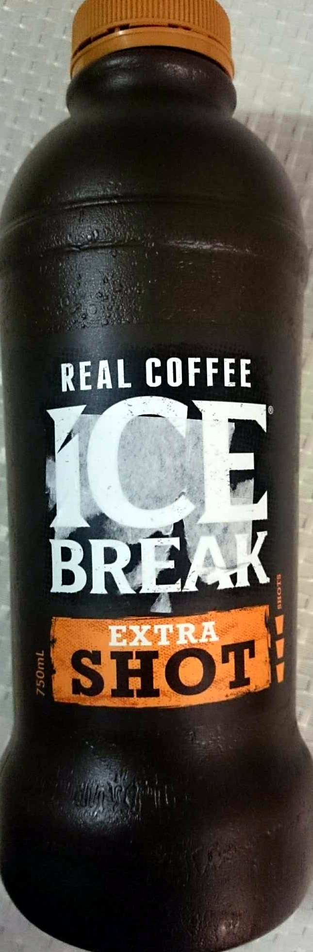 Real Coffee Ice Break Extra Shot - Product