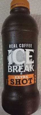 Real Coffee Ice Break Extra Shot - Produit - fr