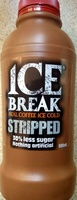 Ice Break Real Ice coffee Ice Cold Stripped - Product - en