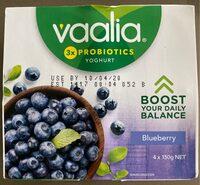 Vaalia Probiotics Yoghurt - Produit - fr