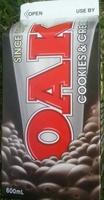 OAK Cookies & Cream - Product - en