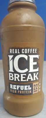 Ice Break Refuel High Protein - Product - en