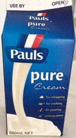 Pure Cream - Product - en