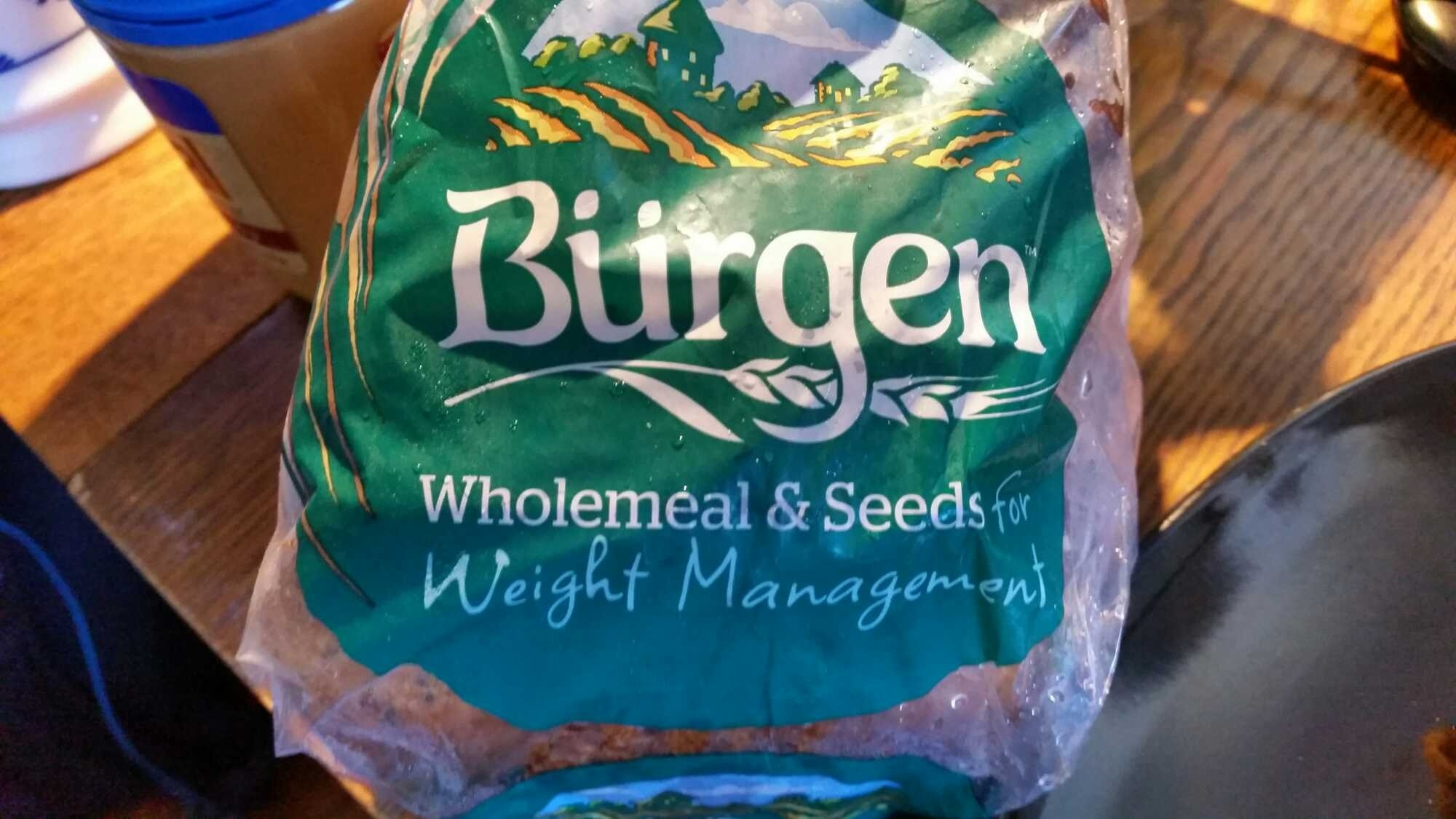 Buergen. Wholemeal - Product