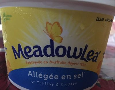 Meadow Lea Salt Reduced Cholesterol Free - Product
