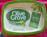 Olive oil butter - Product - en